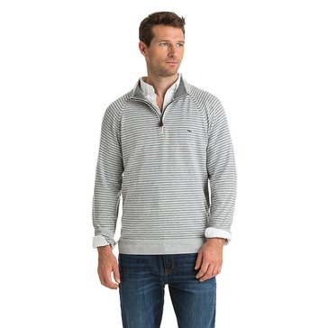 Vineyard Vines Men's Long Sleeve Quarter Zip Sweater
