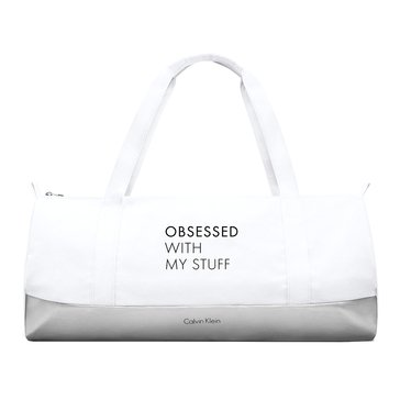 Calvin Klein Obsessed Gym Bag GWP - Free with Obsessed Men $60 Purchase