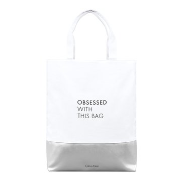 FREE Calvin Klein Obsessed Tote w/$60 Women's Obsessed Fragrance Purchase