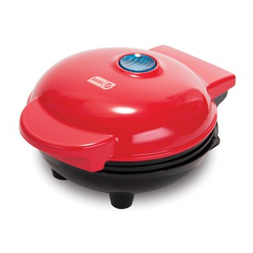 Dash Mini Griddle, Red (DMS001RD)