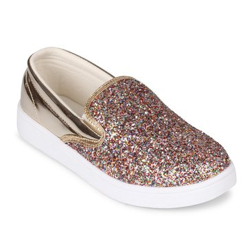 Wanted Spangle Slip On Sneaker Multi