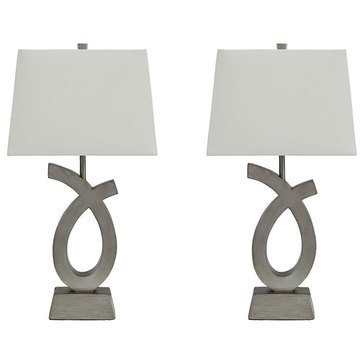 Signature Design by Ashley 2-Pack Amayeta Table Lamps