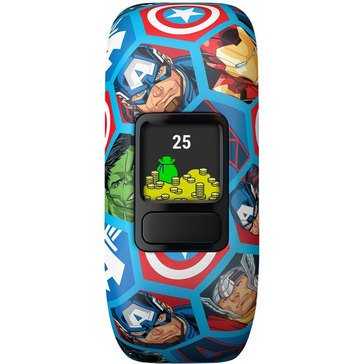 Garmin Vivofit Jr. Fitness Tracker - Marvel Avengers Stretchy Band