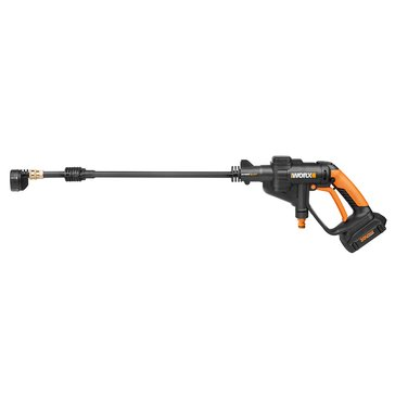 WORX Cordless Hydroshot Portable Power Cleaner (WG629)