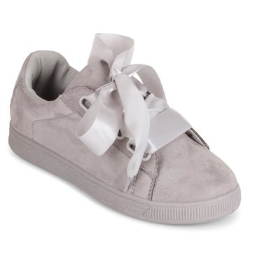 Wanted Jezebel Lace Up Sneakers Grey