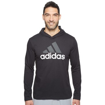 Adidas Men's Badge Of Sport Hoodie