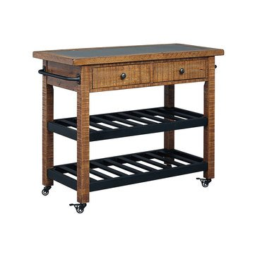 Signature Design by Ashley Marlijo Kitchen Cart