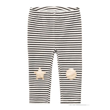 First Impressions Baby Girls' Star Moon Leggings