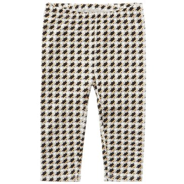 First Impressions Baby Girls' Houndstooth Leggings