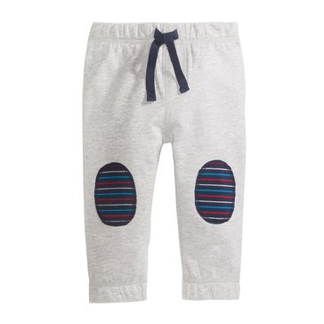 First Impressions Baby Boys' Knee Patch Joggers