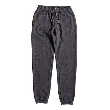 Quiksilver Big Boys' Everyday Trackpants, Grey