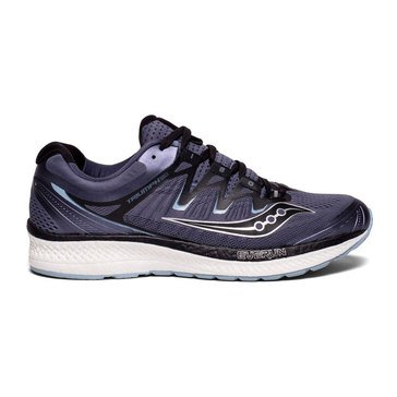 Saucony Triumph ISO 4 Men's Running Shoe - Grey / Black
