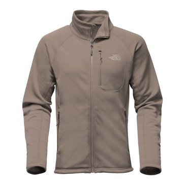 The North Face Timber Novelty Full-Zip Fleece Jacket