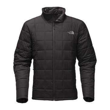 TNF HARWAY QUILTED JACKET BLACK