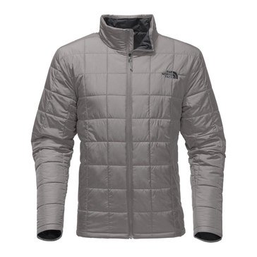 TNF HARWAY QUILTED JACKET GREY