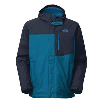TNF ATLAS TRICLIMATE JACKET BLUE