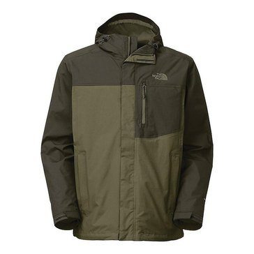 TNF ATLAS TRICLIMATE JACKET OLIVE