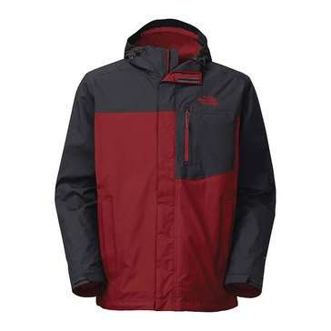 TNF ATLAS TRICLIMATE JACKET RED