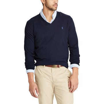 Polo Ralph Lauren Mens V-Neck Sweater