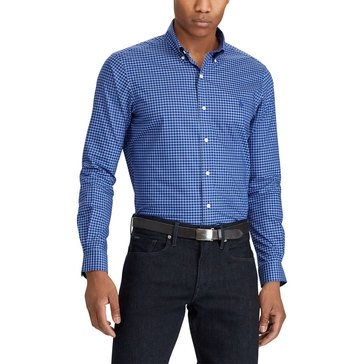 Polo Ralph Lauren Men's Standard-Fit Poplin Shirt