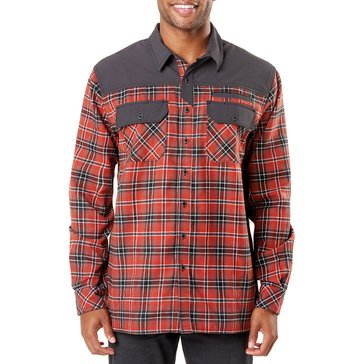 5.11 Men's Endeavor Long sleeve Flannel Shirt