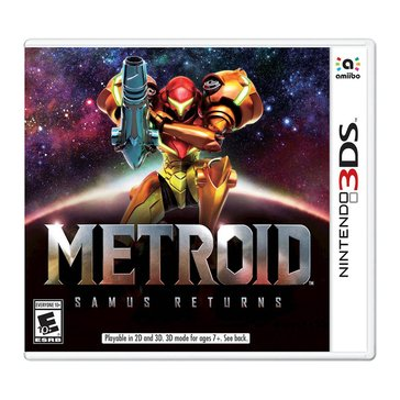 3DS Metroid: Samus Returns