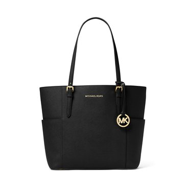 Michael Kors Jet Set Travel Large Tote Black