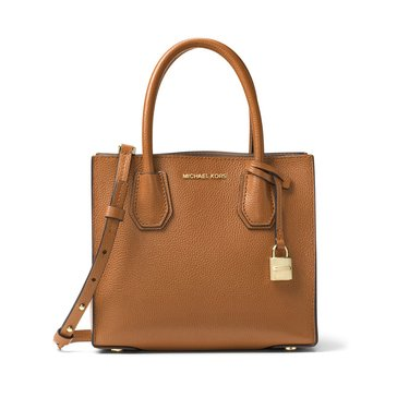 Michael Kors Mercer Medium Messenger Acorn