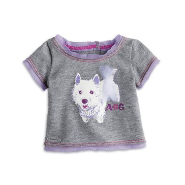 American Girl Fashion Tee for Dolls