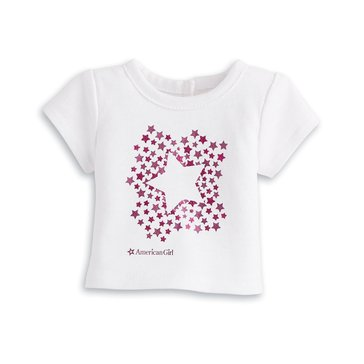 American Girl Star Tee for Dolls