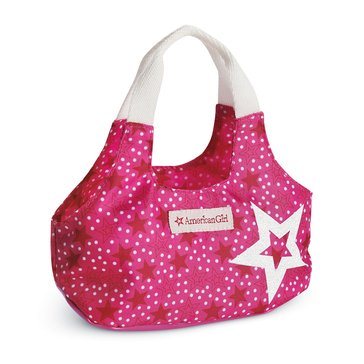 American Girl Mini Doll Tote