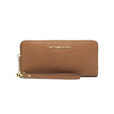 Michael Kors Jet Set Travel Continental Acorn