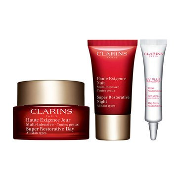Clarins Super Restorative Day 3-Piece Coffret