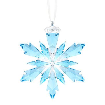 Swarovski Crystal Living Frozen Snowflake Ornament