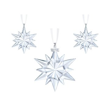 Swarovski Crystal Living Christmas Set