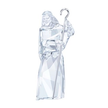 Swarovski Crystal Living Nativity Scene, Shepherd
