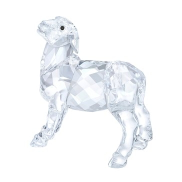 Swarovski Crystal Living Nativity Scene, Sheep