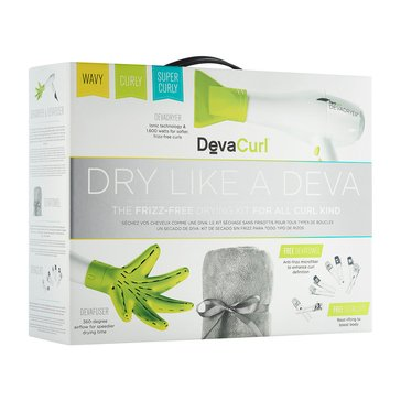 DevaCurl Dry Like A Deva Kit