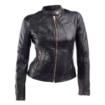 Guess Women's Leather Jacket