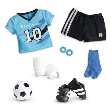 American Girl All-Star Soccer Outfit