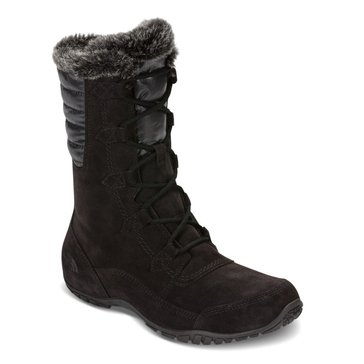 The North Face Nuptse Purna Women's Boot TNF Black/Beluga Grey