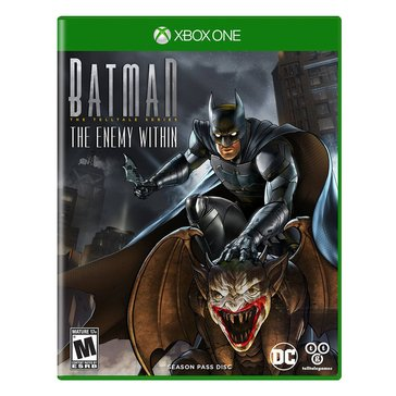 XBox One Batman: The Enemy Within - The Telltale Series