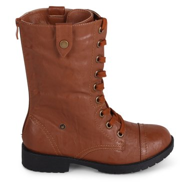 Wanted Crestone Foldover Boot Tan/Natural
