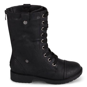 Wanted Crestone Foldover Boot Black/Gray