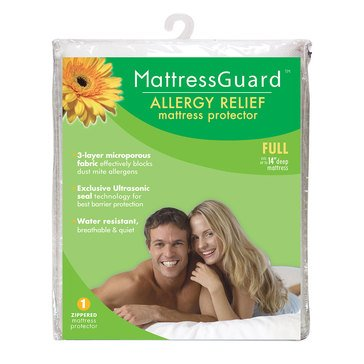 Allergy Relief Mattress Cover