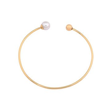 Majorica 8mm Simulated Pearl Bracelet, White