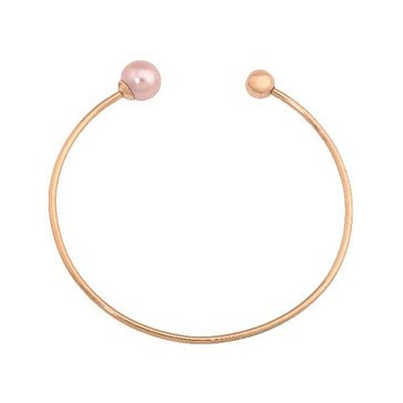 Majorica 8mm Simulated Pearl Bracelet, Pink