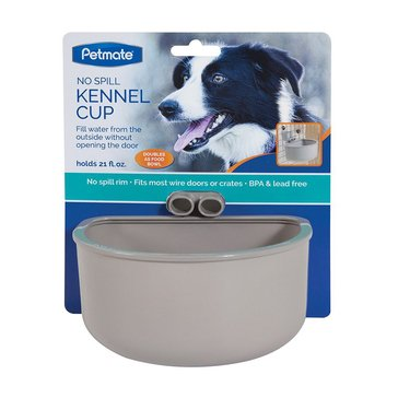 Petmate 21 oz Large Kennel Cup
