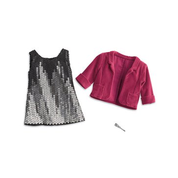 American Girl Tenney's Sparkling Performance Outfit