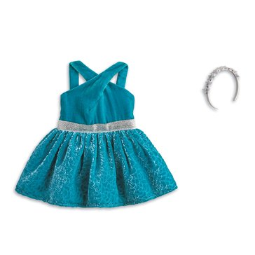 American Girl Gabriela's Celebration Dress